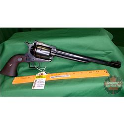 HANDGUN (R): Ruger New Model Super Black Hawk 44 Magnum Revolver (BBL 267mm) S/N#8537258