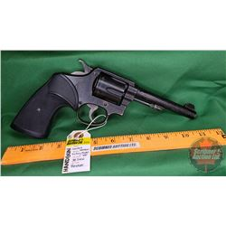 "HANDGUN (R): Smith & Wesson Victory Model ""WB"" Revolver 38 S&W S/N#995410"