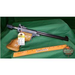 HANDGUN (R): DruLov 75 Single Shot 22LR (missing Trigger & Guard) (Needs Repair) S/N#47535