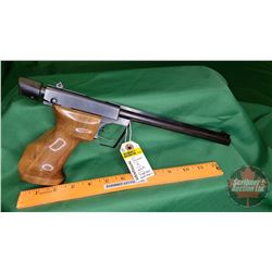 HANDGUN (R): DruLov 70 Single Shot 22LR (Needs Repair) S/N#39172