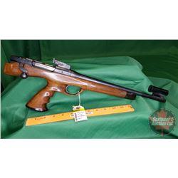 HANDGUN (R): Remington XP-100 Bolt 7mm BR Rem S/N#B7519554