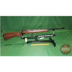 Rifle: Squires Bingham Model 20P Semi Auto 22LR S/N#A569546