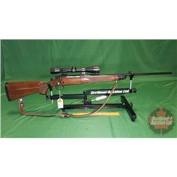 Rifle: Remington 700 Bolt Action 30-06 Springfield S/N#B6756427 (w/Leopold Scope & Sling)