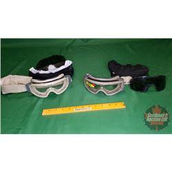 SESS Goggles w/Sun Shade Lens (2)