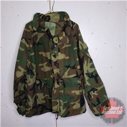 American Bush Jacket (Camo) w/Gortex Liner (Size: Medium/Regular)