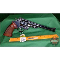 HANDGUN (R): Smith & Wesson 29-2 Revolver 44 Magnum (BBL 213mm) S/N#369768