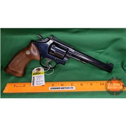 HANDGUN (R): Smith & Wesson 14-4 Revolver 38 S& W Spl S/N#90K8174 (NOTE: This item may be Pending...