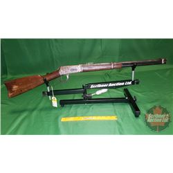 Rifle: Winchester 1894 Lever Action 38-55 - Saddle Ring S/N#640757