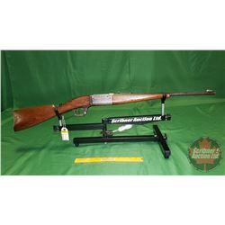 Rifle: Savage 1899 Lever Action Sav 303 - Saddle Ring S/N#119572