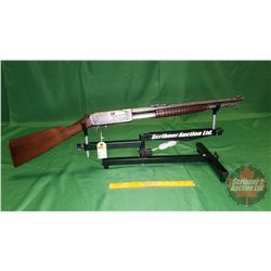 Rifle: Remington 14 Pump Action 25 Rem S/N#29770