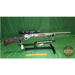 Rifle: Marlin 1895 XLR Lever Action 45/70 Govt with Scope 3-9x40 S/N#93211343