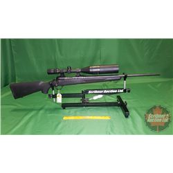 Rifle: Savage 11 Bolt Action 6.5 Creedmoor w/Bausch & Lomb Scope S/N#H744944