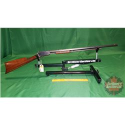 Rifle: Winchester 1890 Pump Action 22 WRF S/N#464653