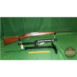 Rifle: Savage 1899 Lever Action 22HP (Cracked Stock & Hole) S/N#128415