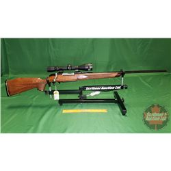 Rifle: Browning B.B.R. 300 Win Mag Bolt Action w/Locking Lugs S/N#10614RB216 (also with 4.5-14x40mm