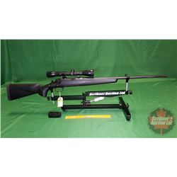 Rifle: Browning X-Bolt 270Wsm Bolt Action & 2 Clips S/N#04833ZX354 (w/Scope 3-9x40)