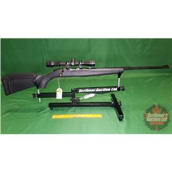 Rifle: Ruger American 22LR Bolt S/N#830-37675 (w/Scorpion 3-9x32 Scope)
