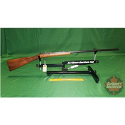 Rifle: Husqvarna Avsett Sakrat 22LR Oct BBL Bolt Action S/N#36189