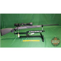 Rifle: Weatherby Vanguard 6.5 Creedmoor Bolt Action S/N#VB098045 (w/Vortex Scope 4-12x44)