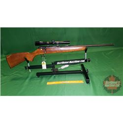 Rifle: Lakefield MKI Youth .22 SL/LR Bolt Action (S/N#2288242) w/Scope