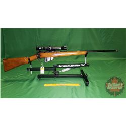 Rifle: Lee Enfield No 4 MKI Sporter 303 British Bolt S/N#40C2807 w/Scope