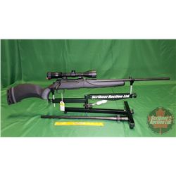 Rifle: Thompson Center T/C Dimension 7mm-08/Rem & 308Win Bolt Action - Interchangeable BBL S/N#JAA85