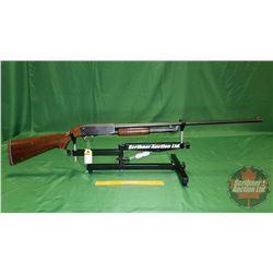 "Shotgun: Ithaca 37 Pump Action 16ga 2-3/4"" S/N#755186-4"