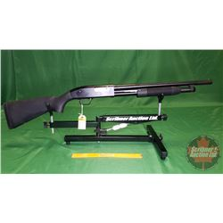 "Shotgun: Maverick by Mossberg 88 Pump Action 12ga 2-3/4"" & 3"" S/N#MV15971V"
