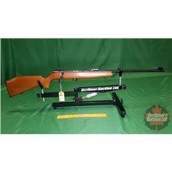 Rifle: Wischo KG Erlangen 22LR Bolt Action S/N#839670
