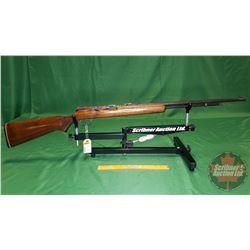 Rifle: Savage 6A Semi Auto 22 SL/LR
