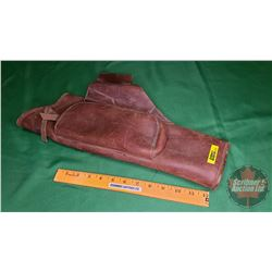 "Leather Saddle Scabboard (18"")"