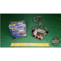 Cabela's Laser Range Finder CLR 1200 & Camo Case