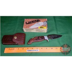 Lakota Lil' Hawk Knife & Sheath