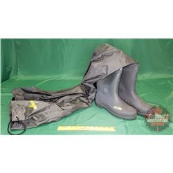 Hip Waders (Size 12)