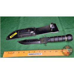 Knife Survival Knife & Sheath