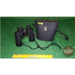Bushnell 10x50 Binoculars in Case