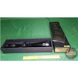 Rifle Scope: 3-9x50 Bushnell Elite 3200
