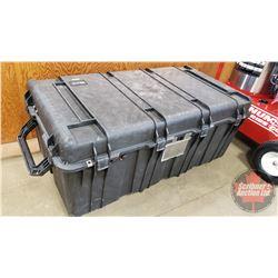 "Pelican Hardshell Case 0550 Case - Lockable (50""L x 26""W x 22""H)"