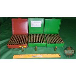 AMMO: 44 Rem Mag Reloads (294 Rnds) (3 Plastic Cases)