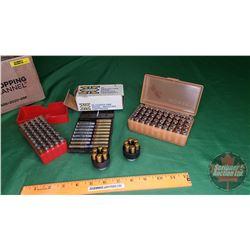 AMMO: Gun Range Combo (38Special - 100Rnds) & (357 Mag - 17Rnds) & (44-40 - 50 Rnds) & 2 Speed Loade