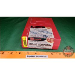 Die Set: Hornady 7mm 08 Remington