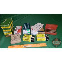 AMMO: Variety 9mm Luger (580Rnds)
