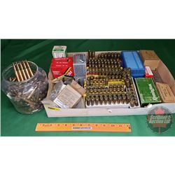 AMMO: Variety Large Assortment of Mixed Ammo (30lbs)