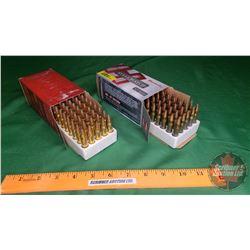 AMMO: Hornady 223 Rem (50 Rnds of 75gr BTHP) & (50 Rnds of 55gr SP)