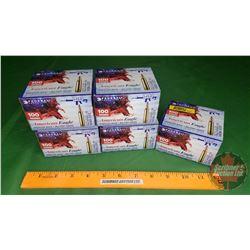 AMMO: Federal American Eagle 223 Rem 55gr FMJ (500 Rnds - 5 Boxes)