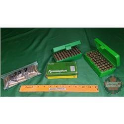 Variety Brass: Pistol Only (44 Rem Mag - 100) & (9mm Luger - 50) & (357 Mag - 11oz Bag)