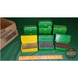 AMMO: Reload 357 Mag (452 Rnds) (In Plastic Cases)