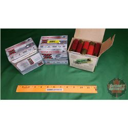 """AMMO: Mixed Brands 12ga 3"""" (75 Rnds - 3 Boxes)"""