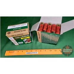 "AMMO: Sellier & Bellot SB Plastik 12ga 2-5/8"" Buck 00 (50 Rnds - 2 Boxes)"