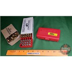 AMMO: Variety 9mm (123 Rnds)